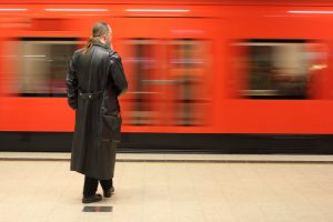 Metron odottaja